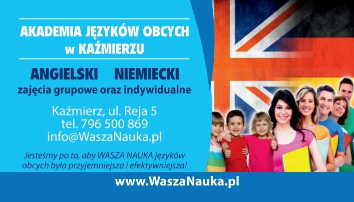 Akademia Języków Obcych w Kaźmierzu